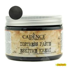 Distress Paste Negro Hollin 150ml