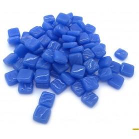 Teselas de vidrio Azul Verdadero 250 Und. Aprox.