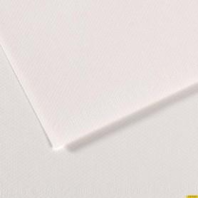 Papel Mi-Teinte BLANCO. 160 Gramos, medida 50x65cm