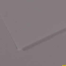 Papel Mi-Teinte GRIS CLARO. 160 Gramos, medida 50x65cm