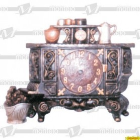 Reloj De Cocina (Sin Decorar) 31X37 Cm