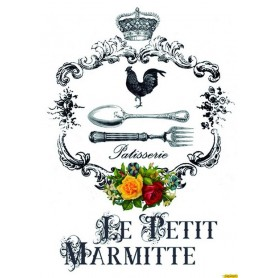 Transfers Cadence HOME DECOR Le Petit Marmite