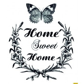 Transfers Cadence HOME DECOR Home Sweet Home