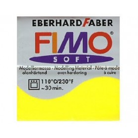FIMO SOFT AMARILLO LIMON N 10