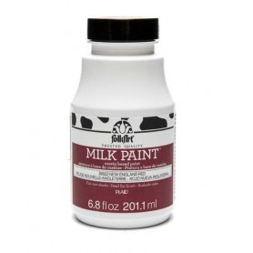 MILK PAINT New England Red 200ML