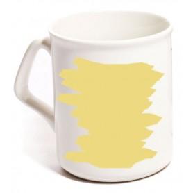 Rotuladores para porcelana amarillo