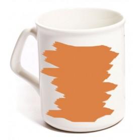 Rotuladores para porcelana naranja