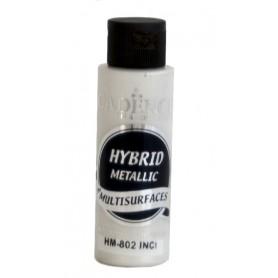 Pintura Acrílica Multisuperficie Hybrid  Metálica Cadence Perla Ref. H802