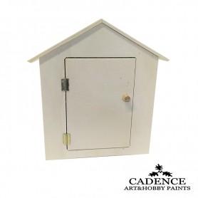 Puerta Casita Ratón Pérez Madera Cadence 22,5x24x2,8 cm. Ref. 8860432