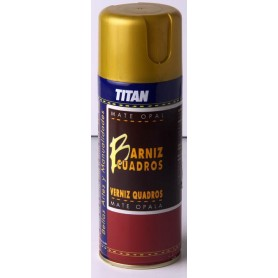 Barniz Spray Mate 200 ml.