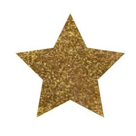 Polvo de hadas Glitter Powder Pen Holográfico Oro 10gr.
