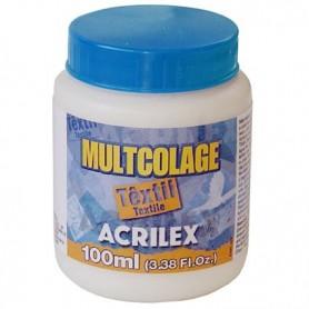 COLA TEXTIL acrilex 100 grs.