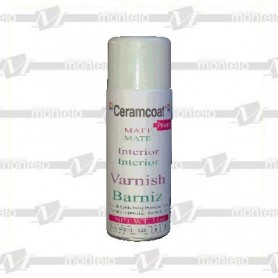 BARNIZ SPRAY CERAMCOAT BRILLO
