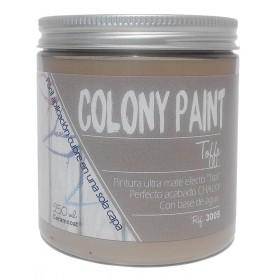 "Pintura al agua efecto Chalky toffe ""Colony Paint"""