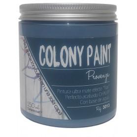 "Pintura al agua efecto Chalky provenza ""Colony Paint"""