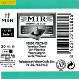 MIR  VERDE VERONES 20 ml