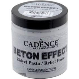 Pasta de relieve efecto Cemento Cadence, 250ml