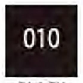 Rotulador pincel fudebiyori. Negro ref. 010