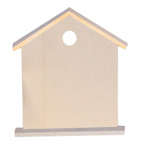 Aplique decorativo Casita 26x23x4 cm Ref. 332