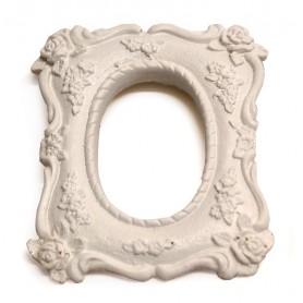 Mini Marco Romántico Les Petits Ext: 8,2x6,5 cm Ref.  Int: 4,6x3,1 cm Ref. 1816