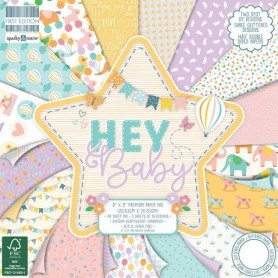 Colección Hey Baby First Edition 30x30 cm