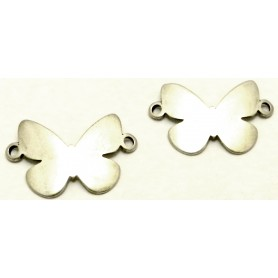 Conector Mariposa 38x24mm pase 2mm