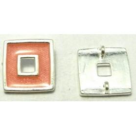 Conector Rosa 15x15mm