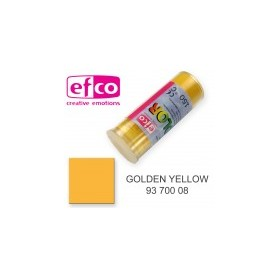 Efcolor  Amarillo Dorado 10 ml.(Golden Yellow)