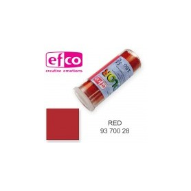 Efcolor  Rojo 10 ml.(Red)