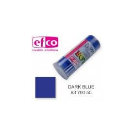 Efcolor  Azul Oscuro 10 ml.(Dark Blue)
