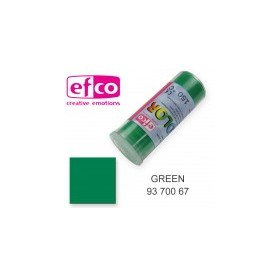 Efcolor  Verde 10 ml.(Green)