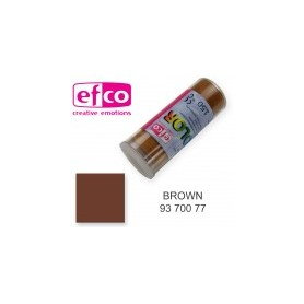 Efcolor  Marron 10 ml.(Brown)