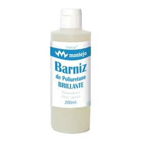 Barniz de Poliuretano Brillo 200 ml