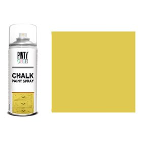 Chalk Paint Amarillo Mostaza en Spray