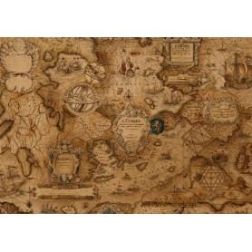 Papel Kartos Mapa De Vela 50x69cm