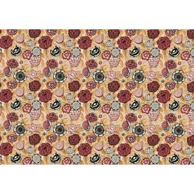 Papel Bom Art Modernismo 50x69cm