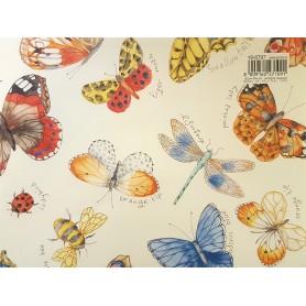 Papel Kartos Mariposas 50x69cm