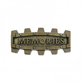 Cartel Metal Memories MitFORM 51x24mm