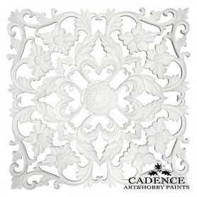 Placa Decorativa 4  Resina Colección Cadence, Medidas Tamaño: 57x57cm Grosor: 1cm