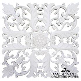 Placa Decorativa 1 Resina Colección Cadence, Medidas Tamaño: 44x44cm Grosor: 1.5cm