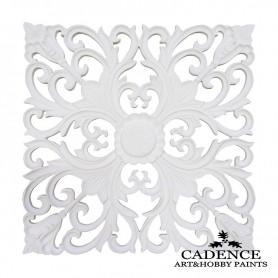 Placa Decorativa 2 Resina Colección Cadence, Medidas Tamaño: 38.5x38.5cm Grosor:1cm