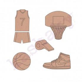 Conjunto Baloncesto