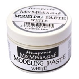 Modeling Paste Blanca Stampería 150ml