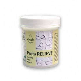 Pasta Lisa Relieve Chopo  250ml
