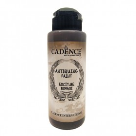 Antiquing Paint Cadence Rojo Oscuro 120ml