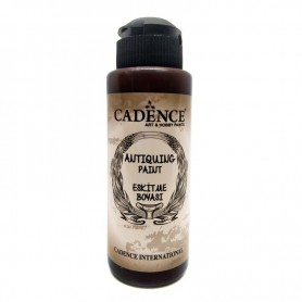 Antiquing Paint Cadence Marron Oscuro 120ml
