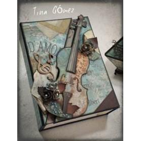 Kit Caja Música, El Baul de Tina