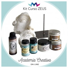 Kit Cadence Busto Zeus ACADEMIA CREATIVA