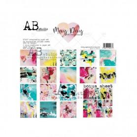 May Day Bonus Sheet AB STUDIO 30x30