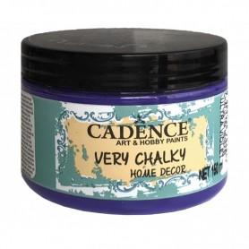 Pintura Tiza Chalky Cadence Ultra Violet 150ml.